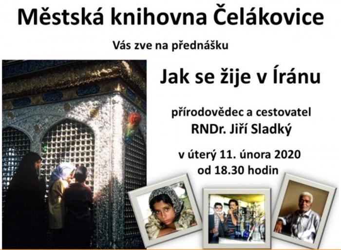 ÍRÁN - POHLED DO ZÁKULISÍ / Čelákovice