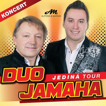 14.02.2020 - DUO JAMAHA - koncert s taneční zábavou / Cvikov