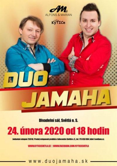 24.02.2020 - DUO JAMAHA - Koncert / Světlá nad Sázavou