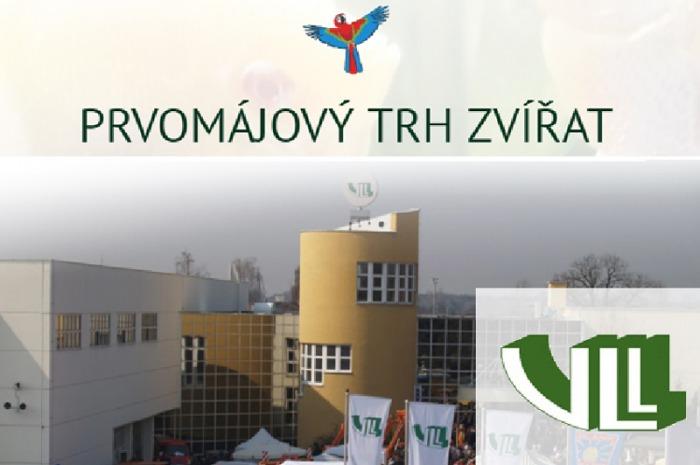 PRVOMÁJOVÝ TRH ZVÍŘAT - Výstaviště Lysá nad Labem