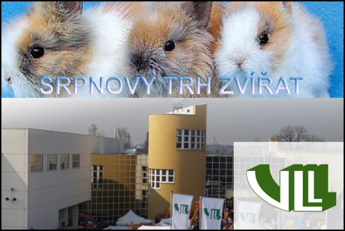 29.08.2020 - SRPNOVÝ TRH ZVÍŘAT - Výstaviště Lysá nad Labem