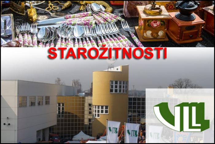 04.09.2020 - STAROŽITNOSTI - Výstaviště Lysá nad Labem