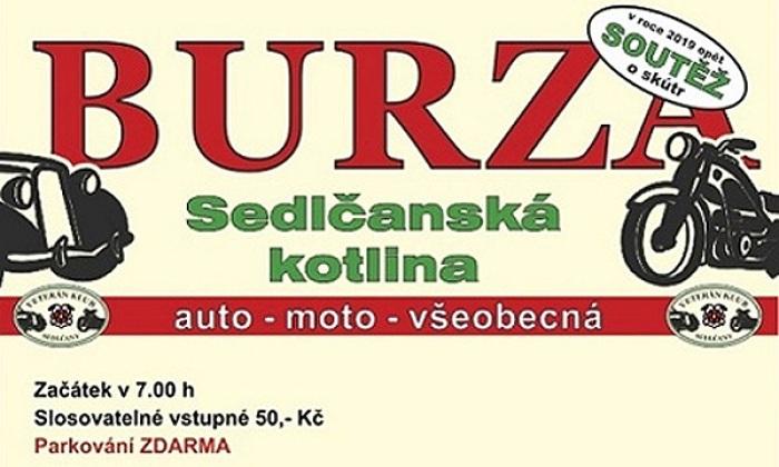 13.09.2020 - Auto - Moto Burza Sedlčany 2020