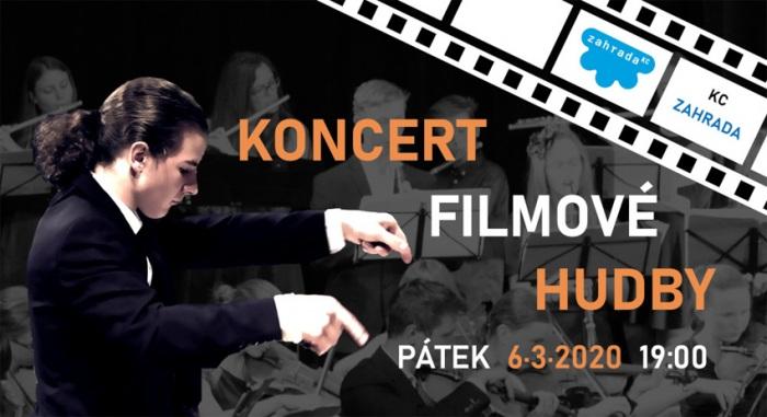 Koncert filmové hudby - Praha