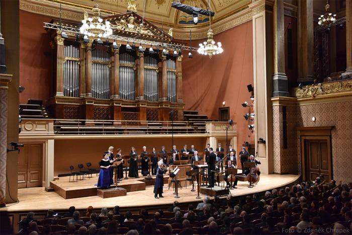 19.03.2020 - Jan Dismas Zelenka - Missa Sancti Spiritus , Litaniae Lauretanae / Praha