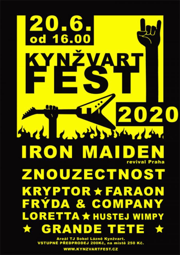 28.08.2020 - KYNŽVART FEST 2020