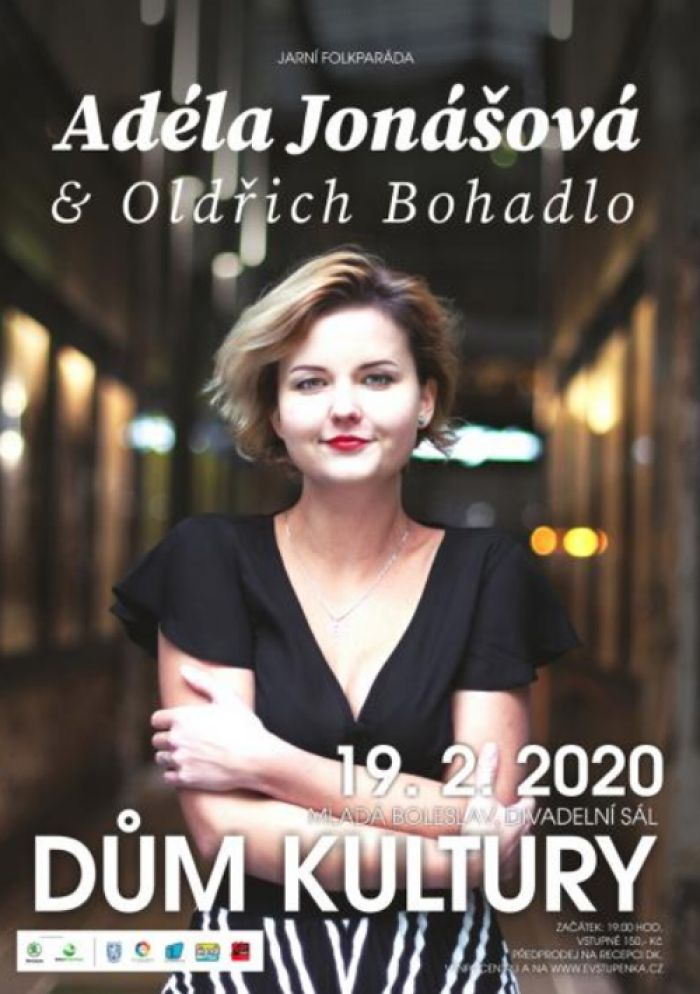 19.02.2020 - Jarní folkparáda - Mladá Boleslav