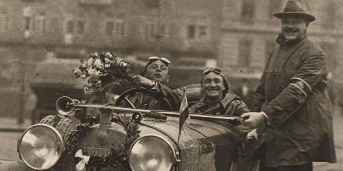 Úspěšný start (1895 -1924) - Přednáška / Mladá Boleslav