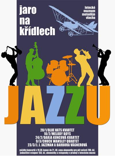 Jaro Na Křídlech Jazzu: Darja Kuncová kvartet - Mladá Boleslav