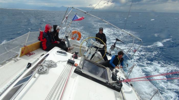 Expediční jachting: Tomáš Kůdela - Přednáška / Železný Brod