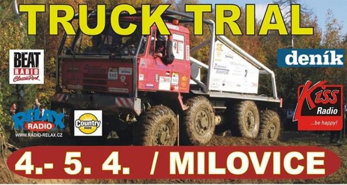 TRUCK TRIAL 2020 - Milovice