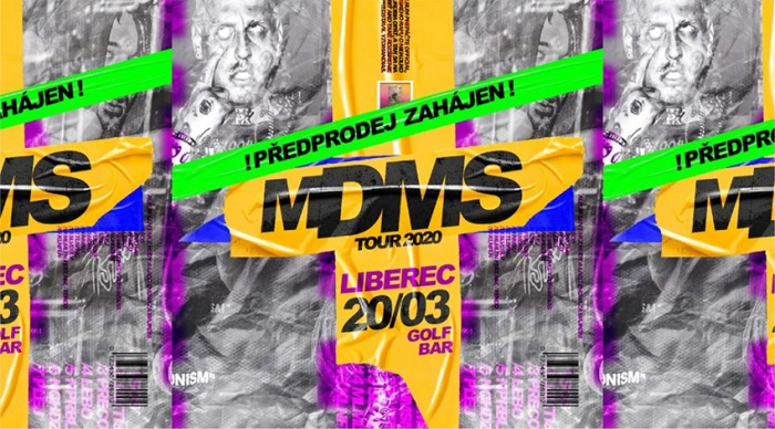 MDMS TOUR 2020 / Liberec