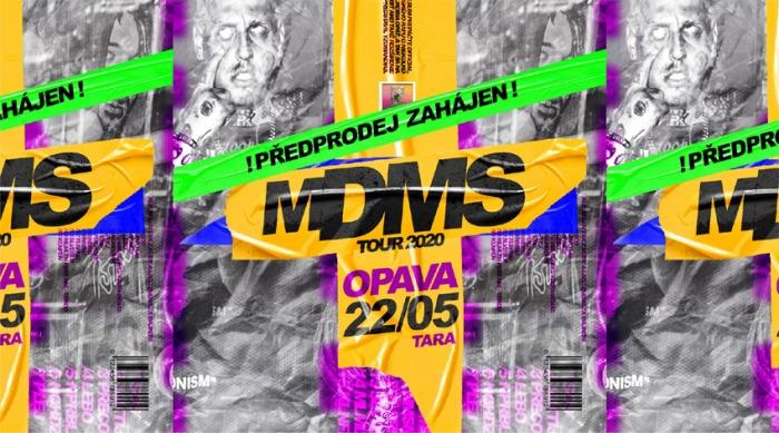 22.05.2020 - MDMS TOUR 2020 / Opava