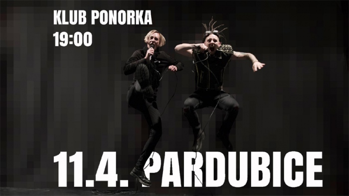 11.04.2020 - Absolut Deafers, Public Relations - Koncert / Pardubice
