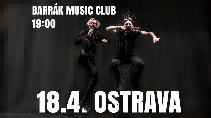 18.04.2020 - Absolut Deafers, Public Relations - Koncert / Ostrava