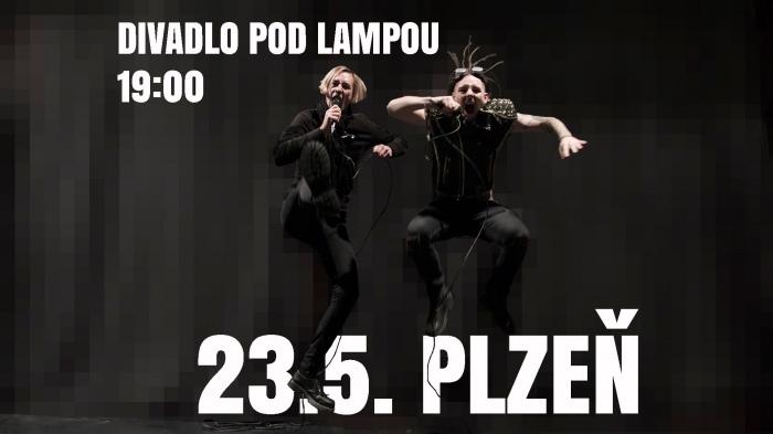 23.05.2020 - Absolut Deafers, Public Relations - Koncert / Plzeň