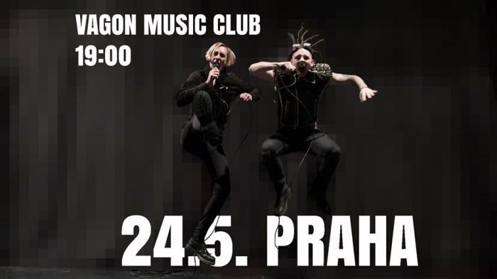 24.05.2020 - Absolut Deafers, Public Relations - Koncert / Praha