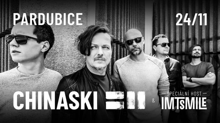 24.11.2020 - CHINASKI tour 2020 - Pardubice