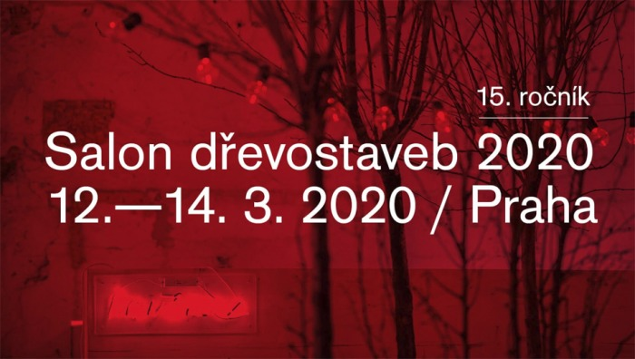 12.03.2020 - Salon dřevostaveb 2020 - Praha