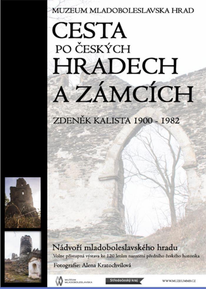 23.03.2020 - CESTA PO HRADECH A ZÁMCÍCH - Výstava / Mladá Boleslav