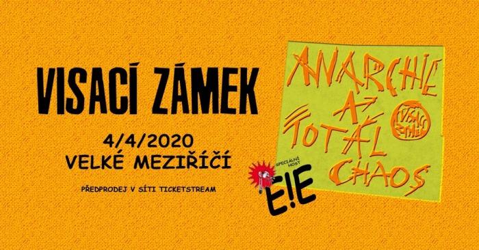 04.04.2020 - Visací zámek + E!E - Koncert / Velké Meziříčí