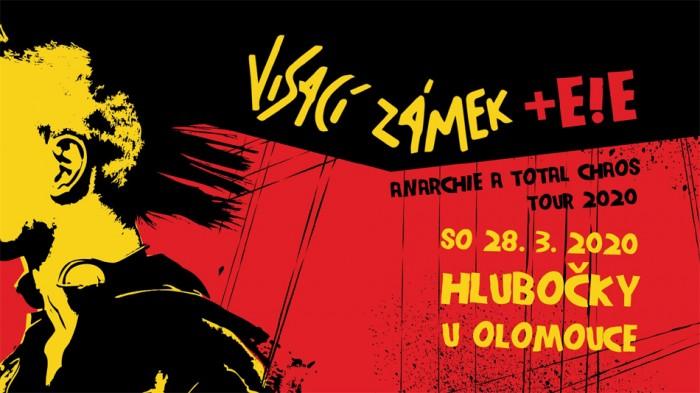 28.03.2020 - Visací zámek + E!E - Koncert / Hlubočky
