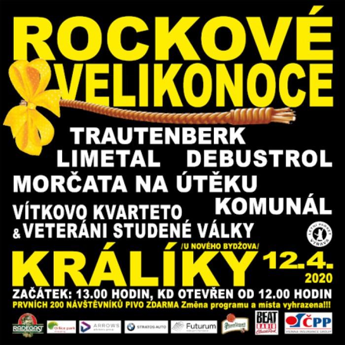 Rockové Velikonoce 2020 - Králíky u Nového Bydžova