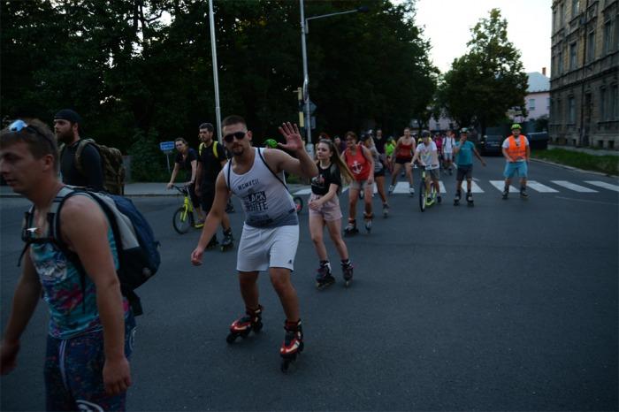 26.06.2020 - TEMPISH Night Skate Vol.3 - Olomouc