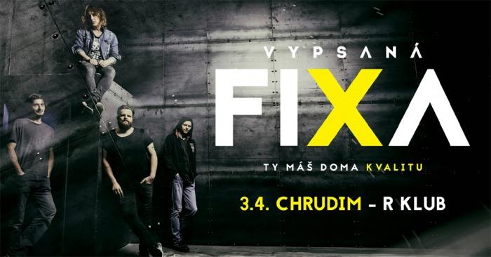 03.04.2020 - Vypsaná FIXA - Koncert / Chrudim