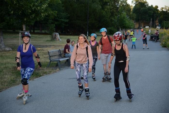 TEMPISH Night Skate Vol.4 - Olomouc