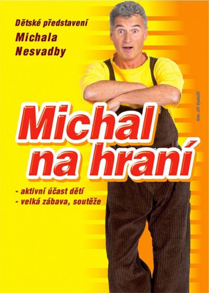 Kouzelná školka - Michal na hraní / Hlinsko