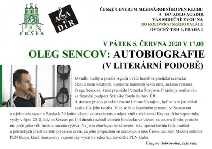 05.06.2020 - Agadir: Na strunách naděje, Oleg Sencov / Brno