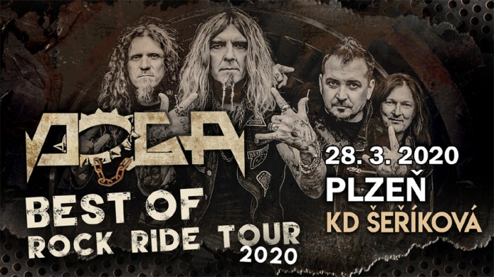 28.03.2020 - Best Of Rock Ride Tour - Plzeň
