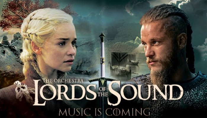 LORDS OF THE SOUND: Music is coming - Opava