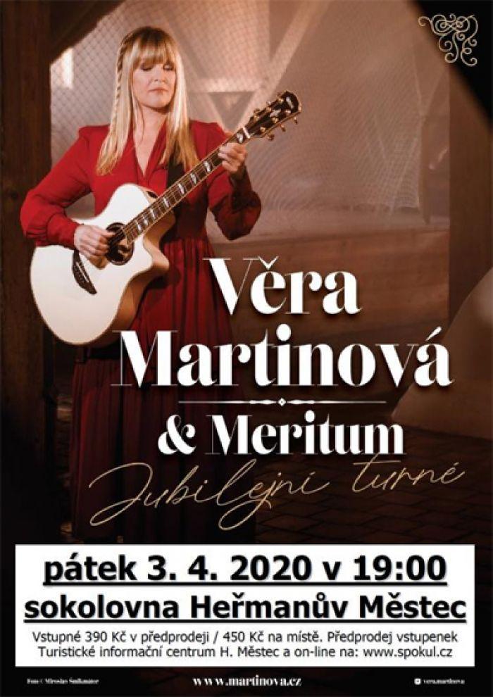 03.04.2020 - Věra Martinová - Koncert / Heřmanův Městec