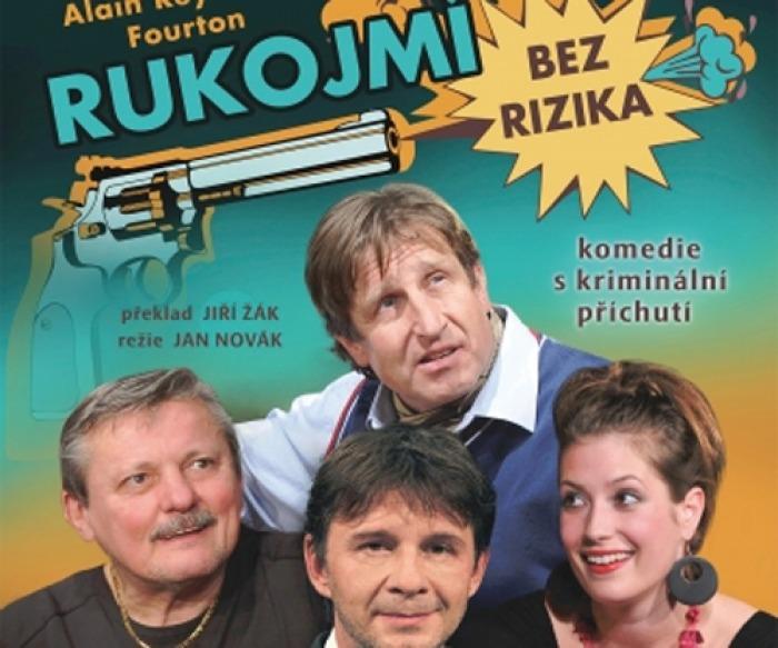 07.02.2021 - Rukojmí bez rizika - Divadlo / Beroun