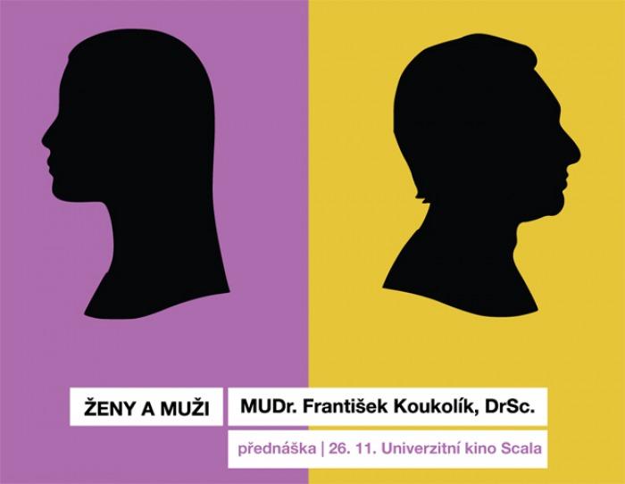 26.11.2020 - Ženy a muži - Přednáška / Brno
