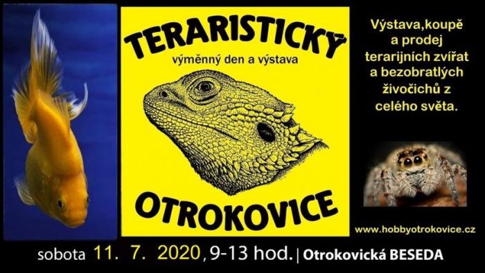 11.07.2020 - Teraristická burza - Otrokovice