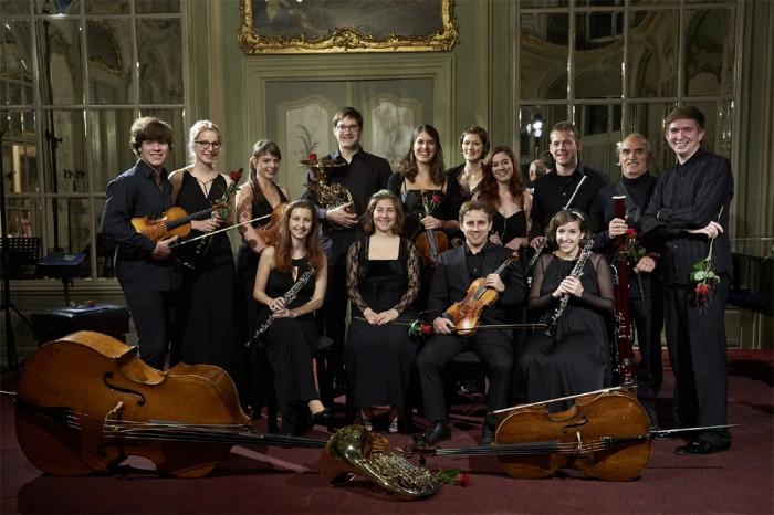 Akademie komorní hudby - Nelahozeves
