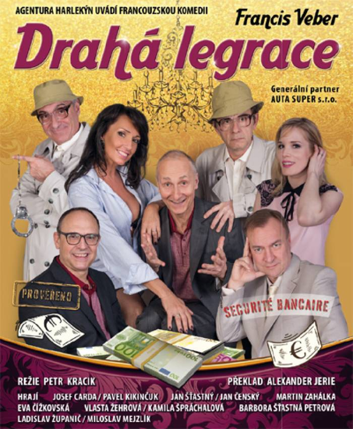 DRAHÁ LEGRACE - Divadlo / Chrudim