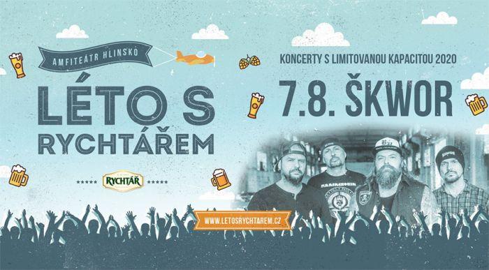 07.08.2020 - Škwor - Koncert / Hlinsko