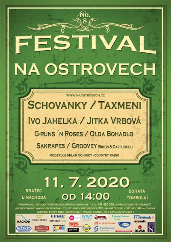 11.07.2020 - FESTIVAL NA OSTROVECH - Bražec u Náchoda