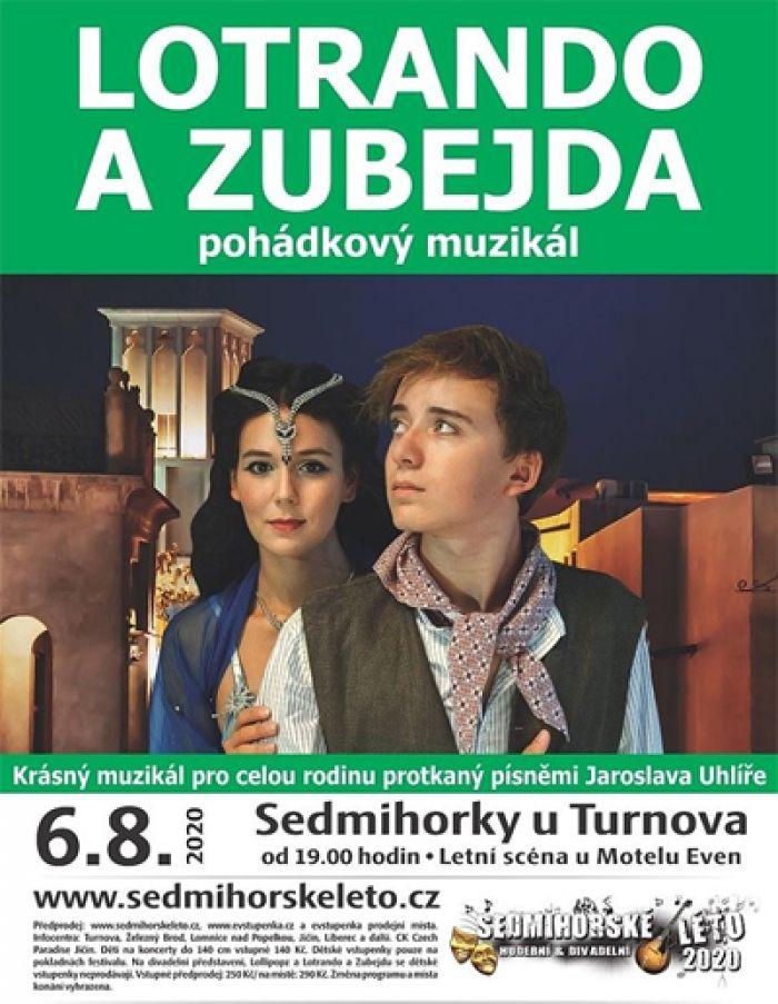 06.08.2020 - Sedmihorské léto 2020 - Lotrando a Zubejda / Semily
