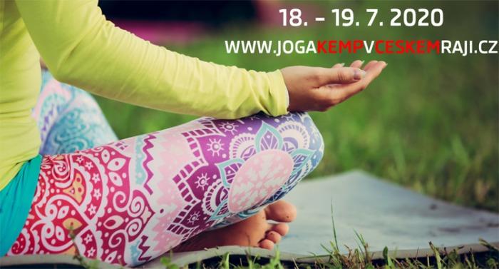 18.07.2020 - Jóga kemp v Českém ráji 2020 - Troskovice