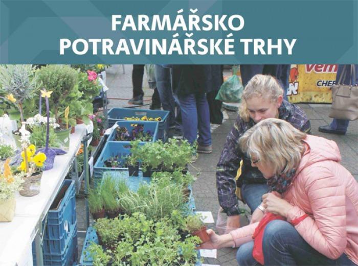 Farmářsko-potravinářské trhy / Hradec Králové