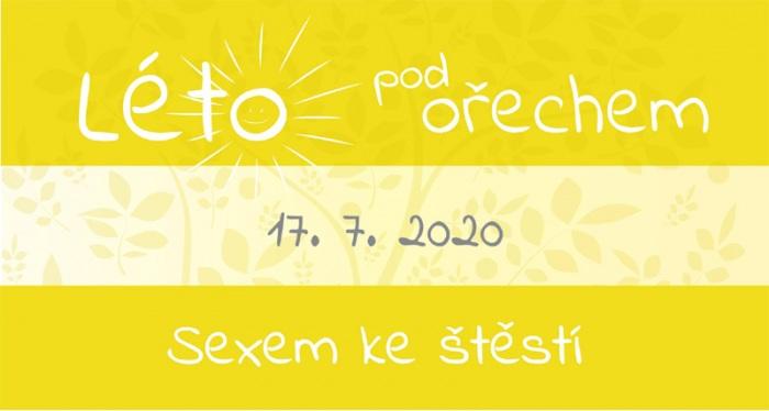 17.07.2020 - Léto pod ořechem: Sexem ke štěstí - Divadlo / Hustopeče