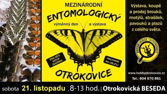 Entomologická výstava - Otrokovice