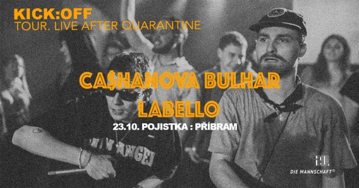 23.10.2020 - Cashanova Bulhar + Labello - Příbram