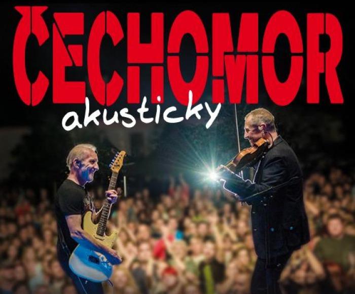 18.07.2020 - Čechomor akusticky - Kooperativa tour / Klášterec nad Ohří