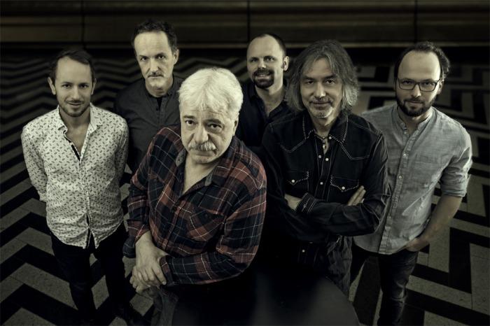 04.09.2020 - Robert Křesťan & Druhá Tráva - Koncert / Hořovice